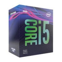 Intel i5-9600KF box